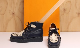 Underground Creepers for B store – Autumn/Winter 2012