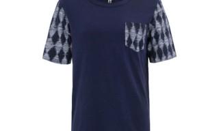 B Store & Coggles 'Brain 2 Navy' T-Shirt