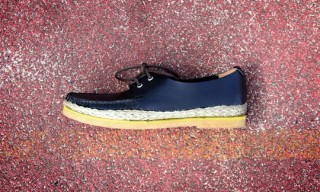 Buttero Color Welt Boat Shoes