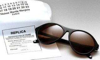 Cutler & Gross for Martin Margiela 2012 Sunglasses Collection