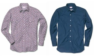 Hamilton 1883 Shirts for Autumn/Winter 2012