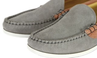 Maison Kitsune for Quoddy – One Hot Moccasin