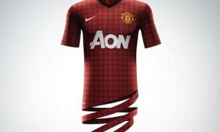 Nike Football – Manchester United Home Kit