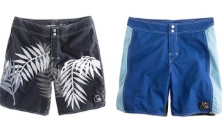 Quiksilver for J. Crew Board Shorts