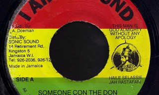 """Reggae Soundsystem 45!: Original Label Art of the Reggae 45 Single"" Book"
