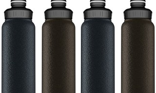 SIGG Graphite Wide Mouth Bottles for 2012