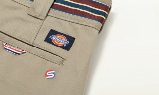 Silas for Dickies – Chinos with Stripes