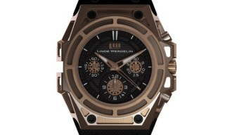 Linde Werdelin SpidoSpeed Gold – Watch