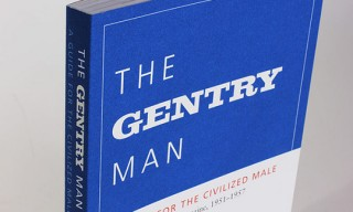 """The Gentry Man: A Guide for the Civilized Male"" Book"
