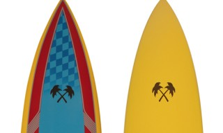 Revolver for Trainerspotter – Newport Thruster Surf Board