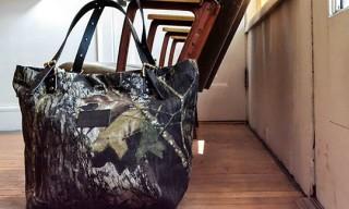 Duluth for Vividbraille Woodsman Bag Series