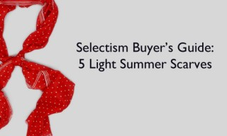 Buyer's Guide: 5 Light Summer Scarves