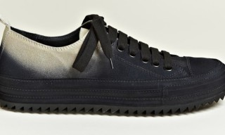 Ann Demeulemeester – Scamosciato Two Tone Sneaker