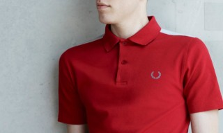 Fred Perry 'Athletic' Blank Canvas Tech Range