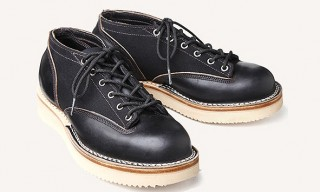 Viberg for Free & Easy Rugged Museum – Oxford Boot