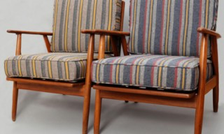 TH-S & Co. – Sit & Read – Danish Blanket Chairs