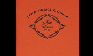 Levi's Vintage Clothing – Fall/Winter 2012 – Lookbook