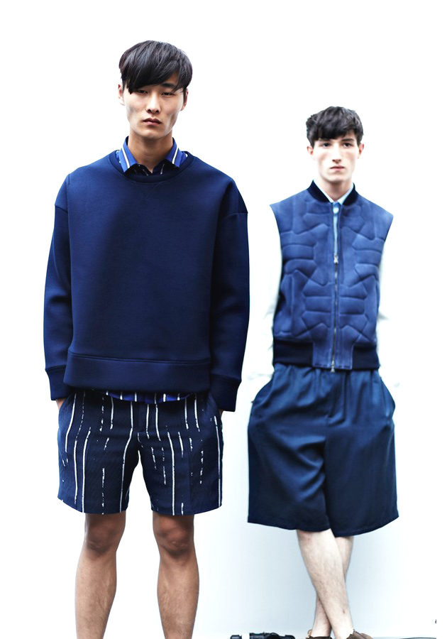 Neil-Barrett Spring Summer 2013
