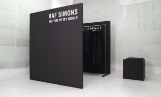 Raf Simons Archive – 'Welcome to My World'