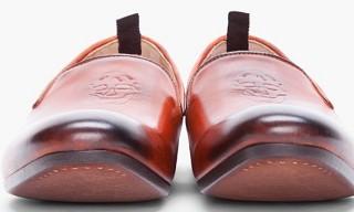Alexander McQueen – Leather Dress Shoe with Skull