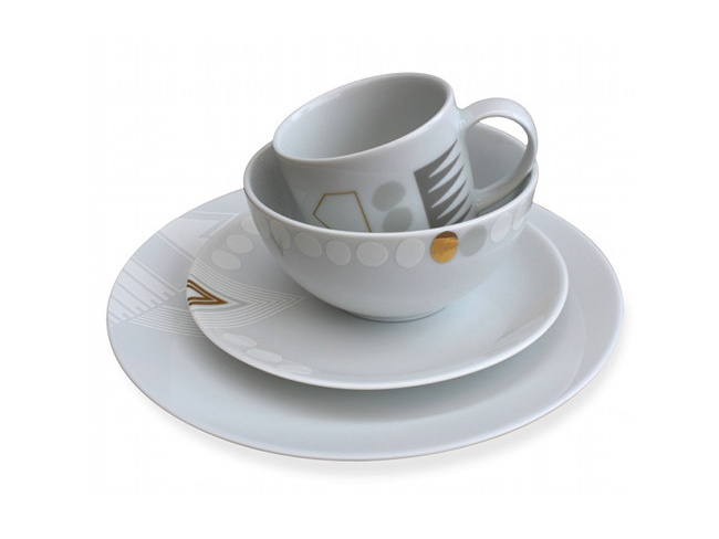 Alyson Fox Dinnerware