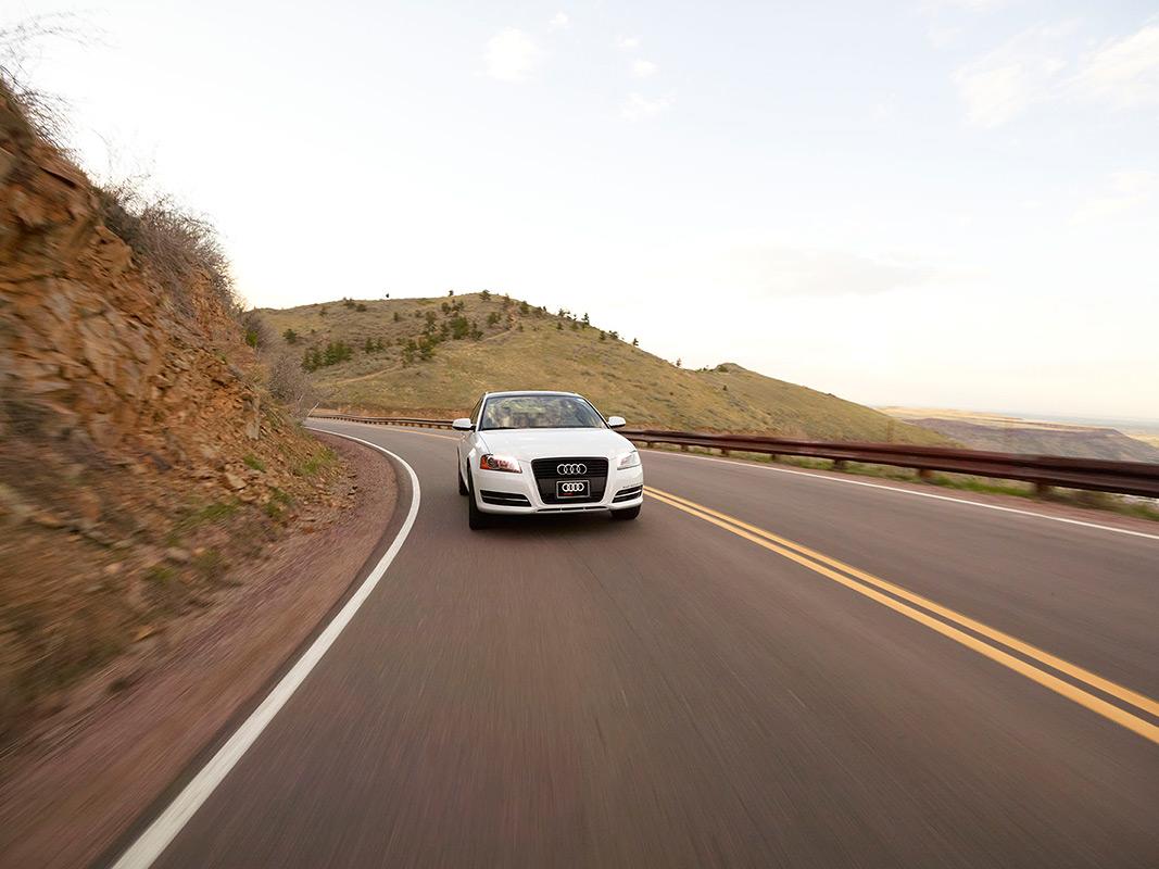 Audi e-tron Concept Car