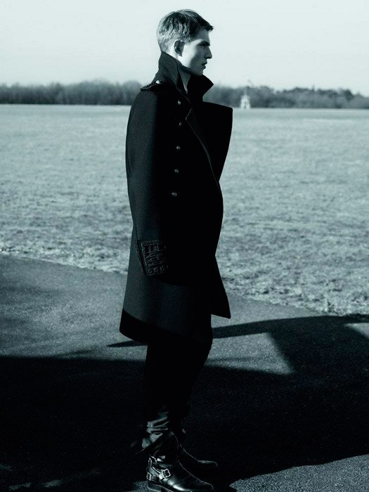 Balmain Homme Fall/Winter 2012 - Lookbook
