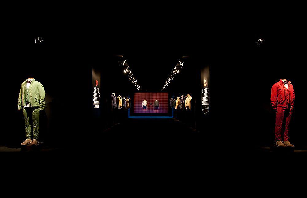 Baracuta Spring/Summer 2013 - Pitti Presentation