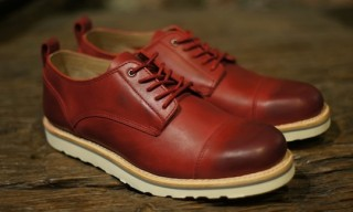 BNV Spring/Summer 2012 – Oxford and Boat Shoe