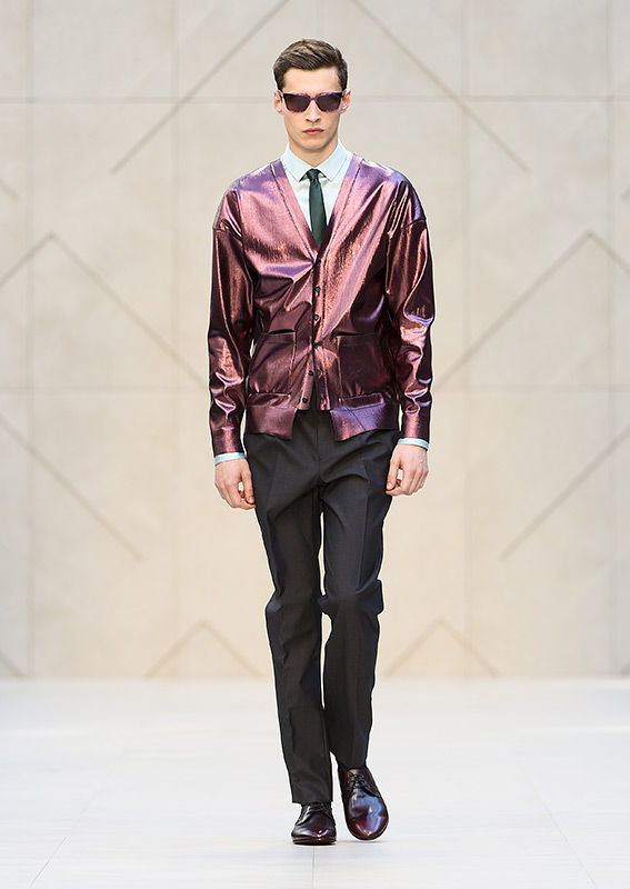 Burberry Prorsum Spring/Summer 2013 - Men's