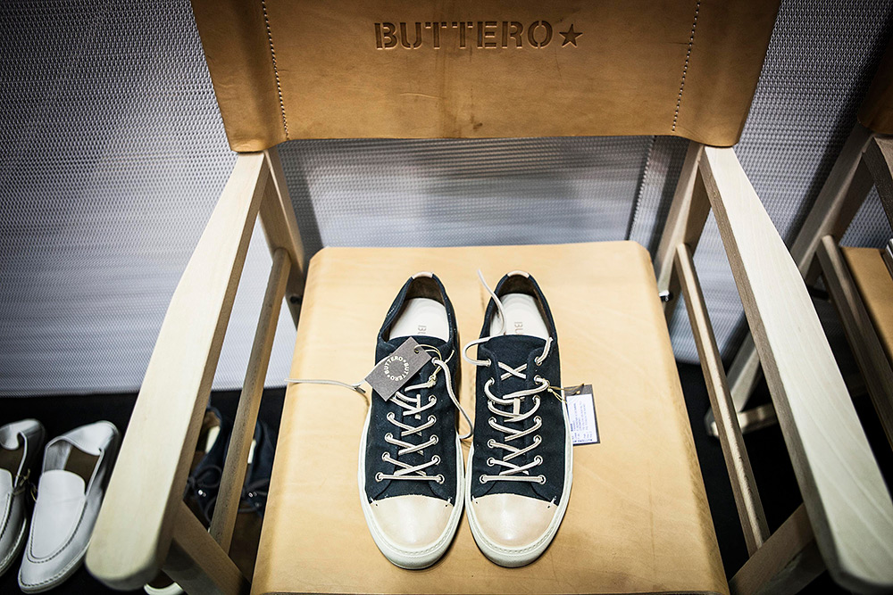 Pitti - Buttero Shoes Spring/Summer 2013