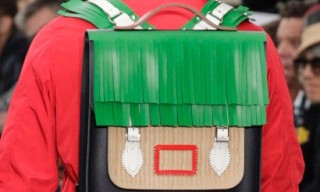 Christopher Shannon – Cambridge Satchel Company – Spring Summer 2013 Bags