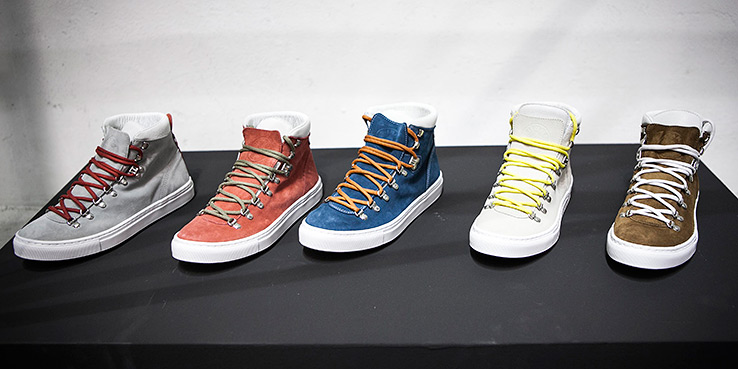 Diemme Men's Shoes Spring/Summer 2013
