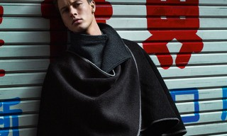 Emporio Armani Autumn/Winter 2012 – Preview