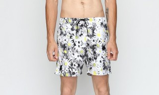 Franks Daisy Swim Shorts