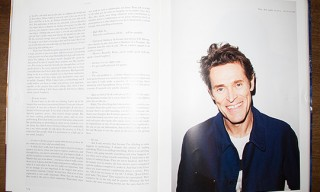 hobo Magazine #14 – Willem Dafoe Editorial by Terry Richardson