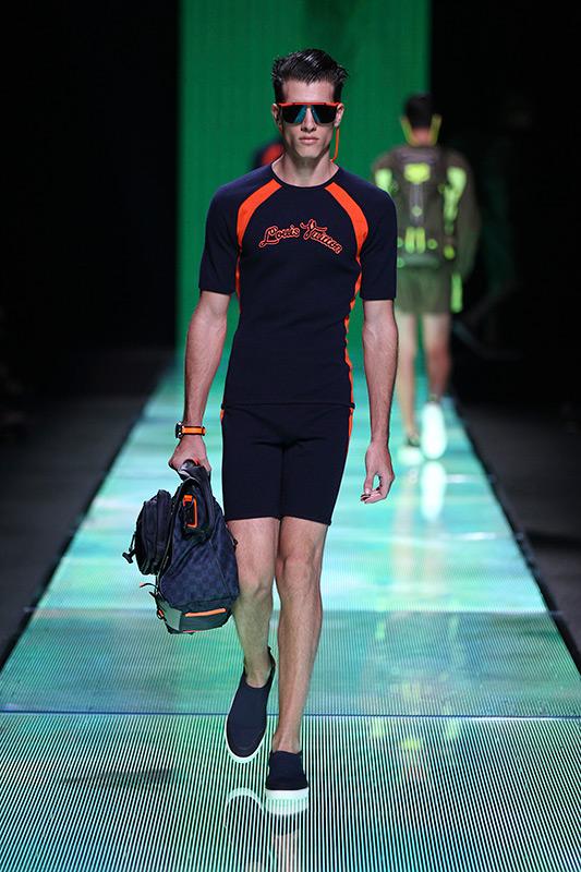 Louis Vuitton Spring Summer 2012 - Men's Runway