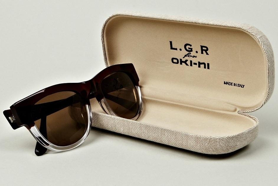 L.G.R. for Oki-Ni Maputo Sunglasses