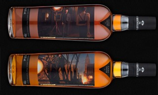 Annie Leibovitz for Macallan Masters of Photography Bottles
