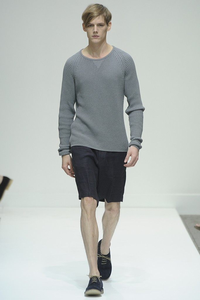 Margaret Howell Spring/Summer 2013 - Runway