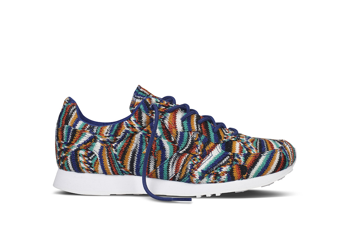 Converse for Missoni Auckland Racers - Spring/Summer 2013