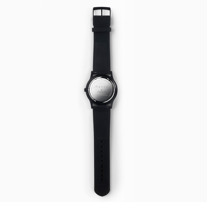 Nendo Dark Noon Watches