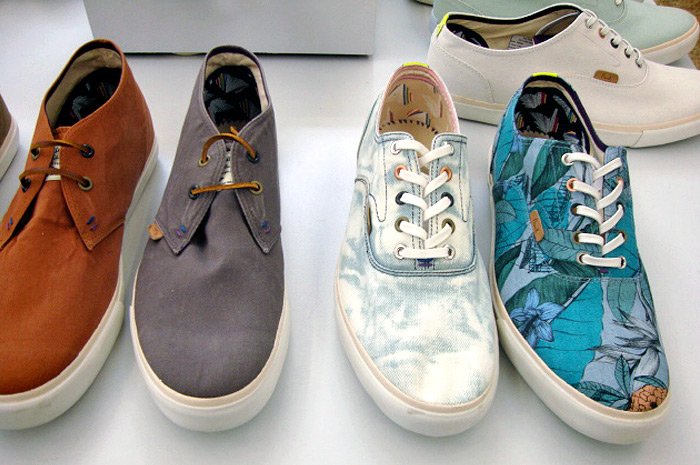 Paul Smith Footwear for Spring Summer 2013