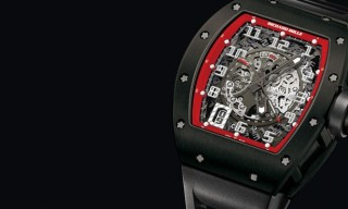 Richard Mille – RM 030 Black Night Limited Edition Watch