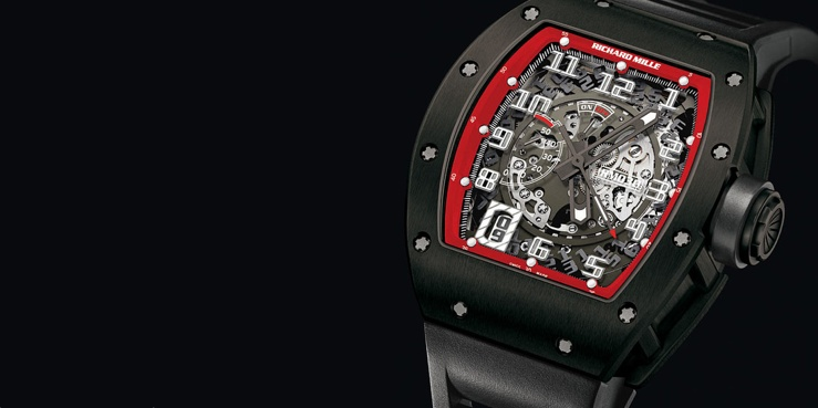 Richard Mille Black Night