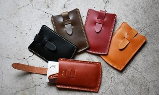 Roberu Japan Leather Card Holders