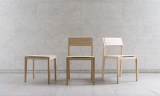 Satoshi Ohtaki – Luukku Chair