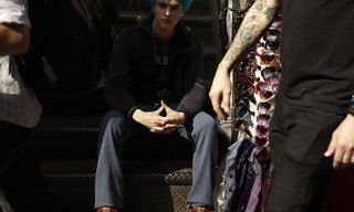 St. Marks Place, NYC – Autumn 2012 Editorial