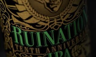 Beer | Stone Ruination Tenth Anniversary IPA