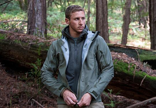 Triple aught design stealth hoodie lt